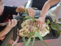 It's easy to make playdough and so much fun Eucalyptus Oil Uses, Play Dough, Sensory Play, Natural Products, Easy, Fun, Hilarious