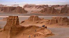 The Kalut Desert Kerman-Iran
