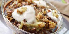 Mashed Potatoes, Oatmeal, Pudding, Breakfast, Cake, Ethnic Recipes, Desserts, Food, Food Cakes
