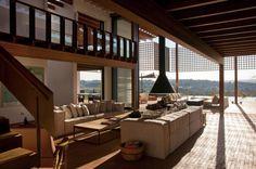 Maison architecte Brésil