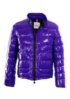 moncler Parka Purple