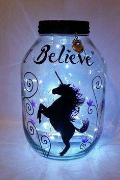 Solo un verdadero fan de los unicornios tendria esto en su cuarto