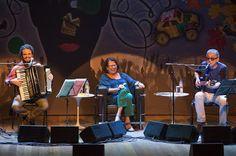 Agenda Cultural RJ: Música + Criança Zé Renato com Marcelo Caldi e Ana...