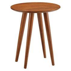 Boraam Industries Varberg Accent Table - Brown - Target