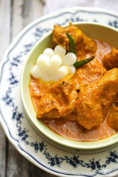 agridulce: Gulai Chicken