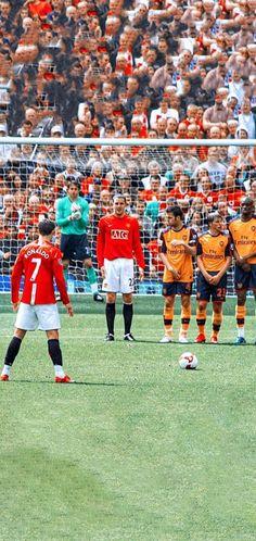 Ronaldo Goals, Cristino Ronaldo, Ronaldo Football, Ronaldo Juventus, Sport Football, Manchester United Champions, Manchester United Legends, Manchester United Players, Cristiano Ronaldo Manchester