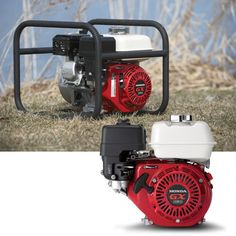 #1 selling trash pump! Proven and Reliable Power