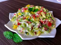 Dips, Potato Salad, Cabbage, Mango, Food And Drink, Potatoes, Healthy Recipes, Vegetables, Cooking