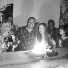 Esta foto fica para recordar os teus 18 anos. Beijinhos Adriana Catarino deste teu grande e gordo amigo. 2016/03/19 #DanielMergulhao #aniversario #AdrianaCatarino