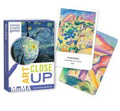 Art Close Up: Museum of Modern Art