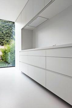 CAAN Architecten | Manor House S in Gent