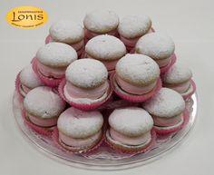 #Macaron (Μακαρόν) τριαντάφυλλο - http://www.lonis.gr/macaron/