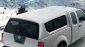 Nissan Navara Hardtop T-LINE - King Cab (Fully Fitted)