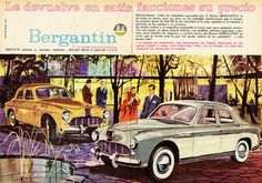 1960 Kaiser Bergantin (Argentina)