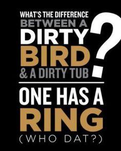 Nobody likes a dirty bird!