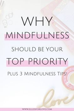 Are you constantly on the go without having a moment to stop and breathe? Learn how to practice mindfulness so that you can build a strong foundation for a healthy mind, body and soul. //Self care, selfcare, self-care, self love, self-love, mindfulness, self-care routine, self-care practices, take care of yourself, health, well-being, wellness