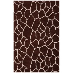 Dalyn Rugs Safari SI4 Chocolate Area Rug