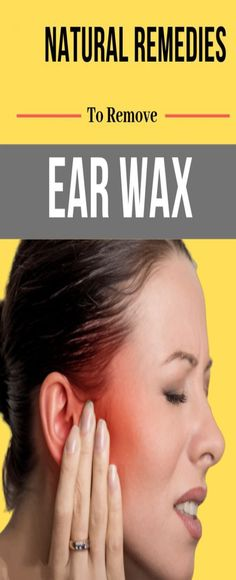 Earwax naturally keeps the ear clean, free of debris, and protected from infections. Find some of the natural remedies to remove ear wax instantly. Cleaning Your Ears, Ear Cleaning, Natural Treatments, Natural Remedies, Clogged Ears, Detox Meal Plan, Health And Fitness Articles, Health Fitness, Ear Wax