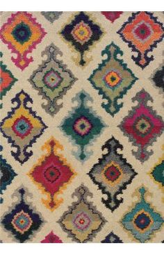 New living room rug? Oriental Weavers Kaleidoscope 5990 Ivory Rug