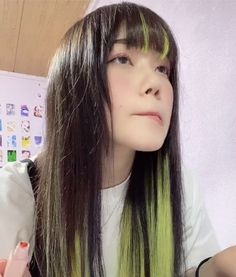 Dye My Hair, New Hair, Hair Reference, Aesthetic Hair, Grunge Hair, Rainbow Hair, Cool Hair Color, Pretty Hairstyles, Hair Type
