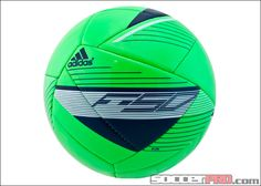 adidas F50 X-ite Soccer Ball - Green Zest with Black...$24.99