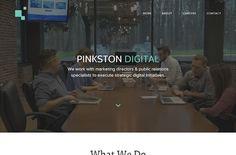 Pinkston Digital | Web Design File