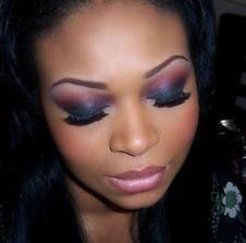 maquiagem para o dia pele negra - Pesquisa Google