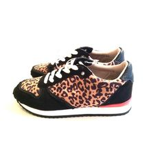 Mossimo Cheetah Print Sneakers ❤️Absolutely L❤️VE these sneakers! Super cute and comfy! Very stylish and trendy! NWOT! Mossimo Supply Co. Shoes Sneakers