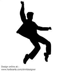 rock-star-dancing-silhouette-vector-graphics
