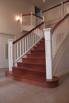 View All The Latest Hammersmith Photos On Stair Timber Handrails, DIY Stairs,  Brackets, Wooden Balustrade.