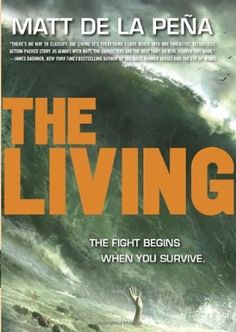 book cover of   The Living