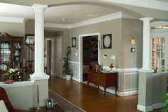 Inside The Family Room by Alexandria Rental, via Flickr