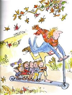10 best books for 3 year olds ... Mister Magnolia - Quentin Blake