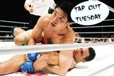 Kazushi Sakuraba vs.