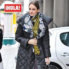 Zuzanna Bijoch, una de las modelos más solicitadas de la Alta Costura de París, en Polonia #models #HauteCouture