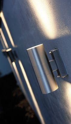 Stainless Steel Exterior Up and Down Wall Light |