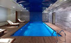 Pera Palace Hotel, Jumeirah - In door pool Best Hotels In Istanbul, Bali Resort, Shangri La Hotel, Rooftop Restaurant, Indoor Swimming Pools, Palace Hotel, Bathroom Spa, Hotels And Resorts, Luxury Hotels