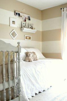 Babyzimmer beige/creme