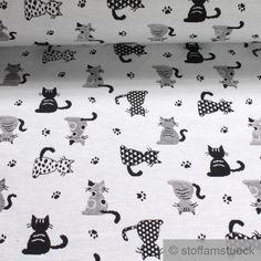 Eigenschaften: -blickdicht -fest (nicht hart) Snoopy, Fictional Characters, Art, Goblin, Cat Fabric, Ceilings, Pillows, Cotton, Black