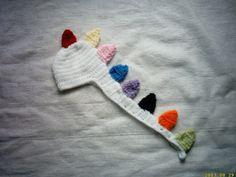 Crochet hat dinosaur photo props 62 Ideas for 2019 Crochet Baby Bonnet, Crochet Baby Boots, Crochet Baby Sandals, Baby Blanket Crochet, Crochet Kids Scarf, Hat Crochet, Irish Crochet, Baby Girl Winter Hats, Baby Hats