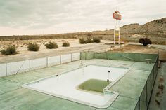 6 | Unexpectedly Sublime Photos Of Empty Motel Pools | Co.Design: business   innovation   design