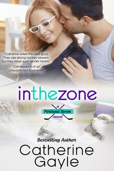 New Release and review of In the Zone by Catherine Gayle!