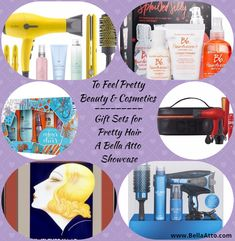 Hair Care Products Gift IdPretty Hair Gift Sets ~ To Give & Save is Beautiful ~ Gift Ideas, Sweet Deals, & More + Giveaways. Join Us!