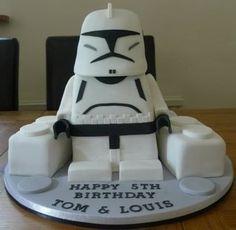 Pin Starwars Clone Wars — Childrens Birthday Cakes Cake On Pinterest cakepins.com