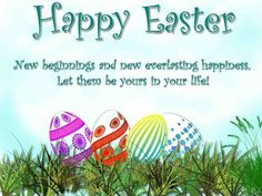 From our family to yours, here's wishing you a Happy Easter! xoxo - Pamela #livingautismdaybyday