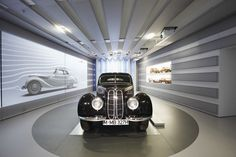 BMW Museum,  Atelier BRÜCKNER