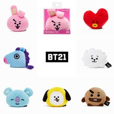 Honest Kpop Bts Bangtan Boys Bt21 Tata Cooky Chimmy Shoulder Portable Jelly Transparent Bag Cosmetic Bag Canvas Shopping Bag Hangbag Reasonable Price Costumes & Accessories Costume Props