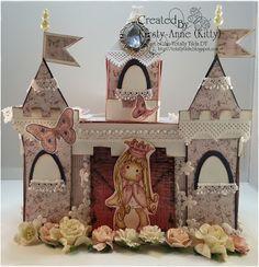 Kirsty-Anne's Handmade Crafts: Totally Tilda Challenge #71 Pink Princess Tilda