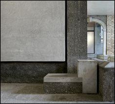 Carlo Scarpa @ Fondazione Querini-Stampala - Venice [1961-1963] #11 | by d.teil