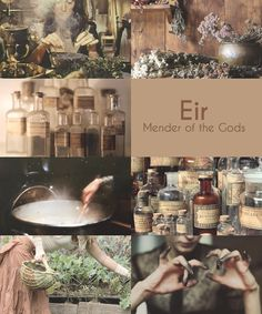 Mythology Meme || (5/10) Women of the Norse Pantheon  Hail to Eir, gentle goddess, best of all doctors, cooler of fierce fevers, mender of shattered bones, guide of the physician, the midwife, the surgeon– the healing of all afflictions is in your power. (x)